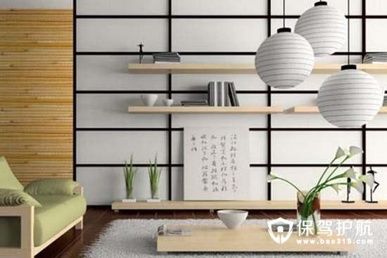 日式风格装修效果