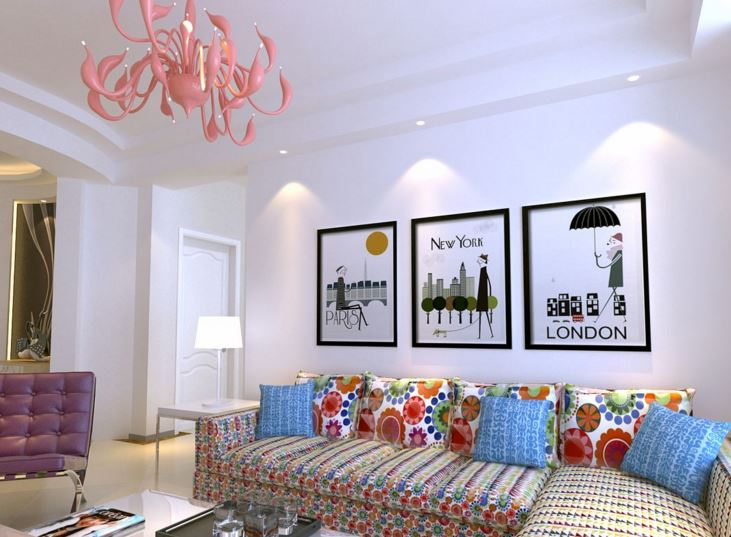 家居墙面挂画,给你不一样的格调