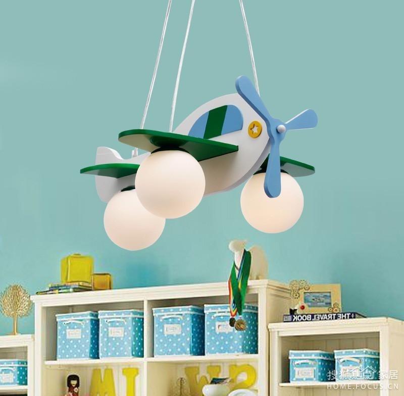 儿童房布置指南,儿童房吊灯选择