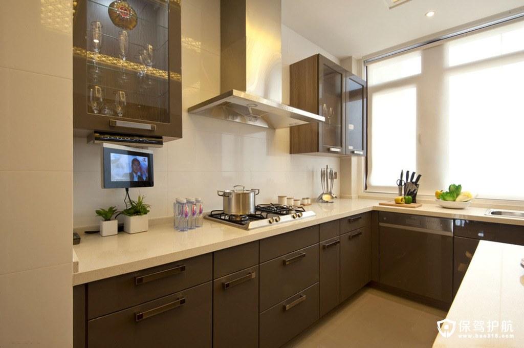 厨房小怎么装修比较好?