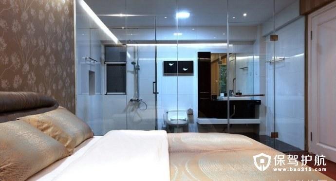 主卧带卫生间的设计可以吗