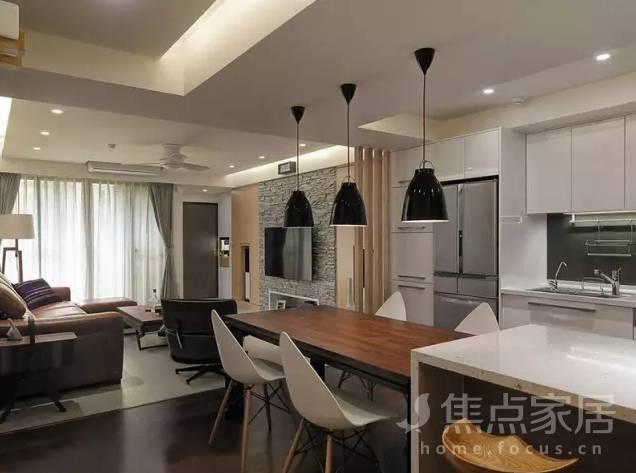 旧房改造,80平米的简约两居室比新房还高档!
