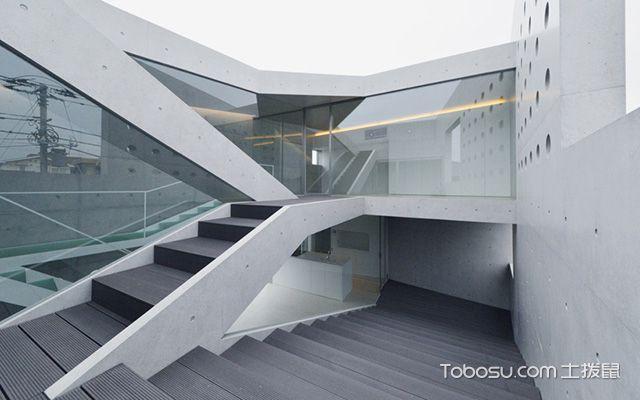 室外楼梯设计的8个细节点,充分保障行人安全 保驾护航装修网