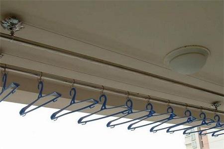 阳台晾衣架安装方法?阳台晾衣架安装注意事项?