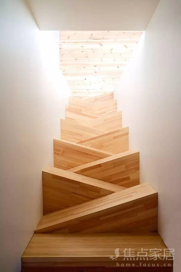 楼梯也要图个创意,七类楼梯设计大盘点!图片