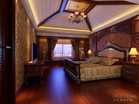 深色的橡木或枫木家具,色彩鲜艳的布艺沙发,都是欧式客厅里的主角.图片