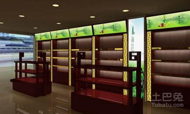 茶叶展示柜生产厂家盘点图片
