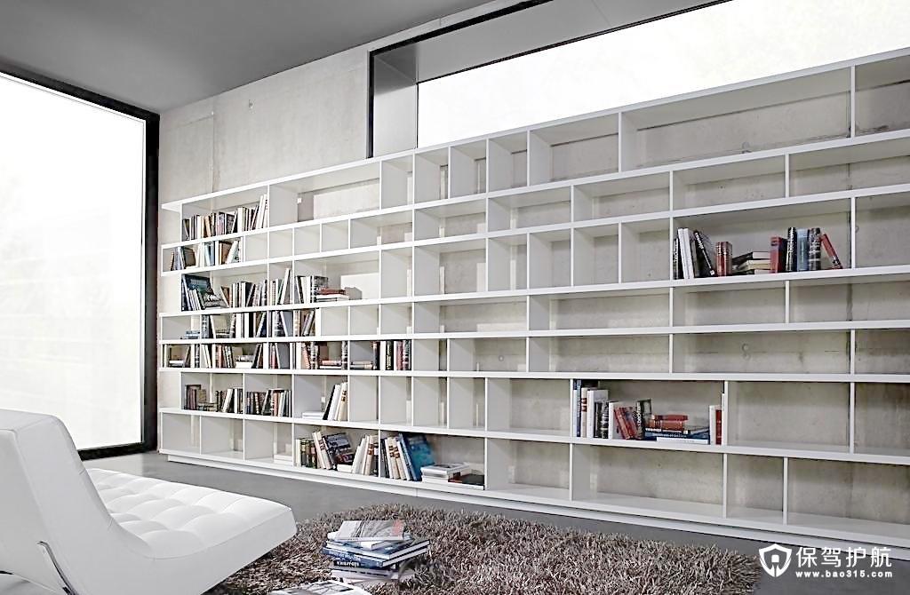 整体书柜品牌有哪些