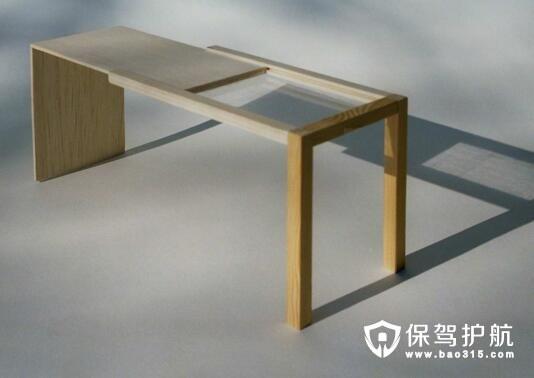 让你大开眼界的折叠式家具