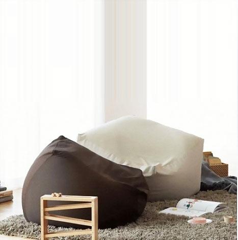 懒人沙发的搭配技巧和清洗