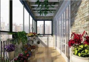 小户型阳台装修几个装修细节|泥巴公社|深圳老房装修