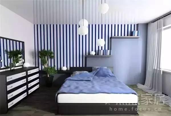 我家的卧室气质爆表,灵感来自这50张图!