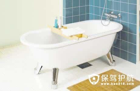 卫浴洁具之浴缸介绍
