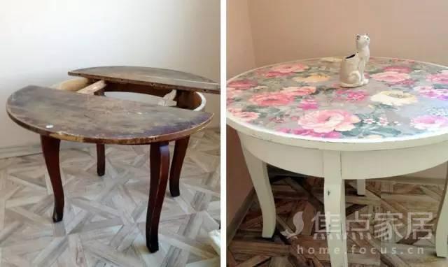 旧家具不要扔掉,这样改造一下分分钟羡煞旁人!