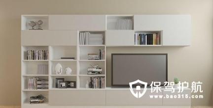 客厅电视柜尺寸和搭配技巧
