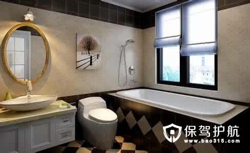 浴缸应该如何安装?