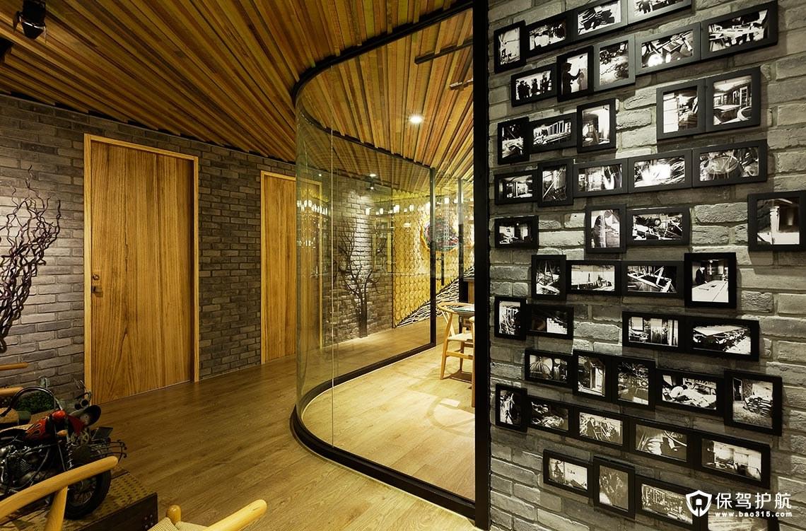 办公室背景墙如何设计