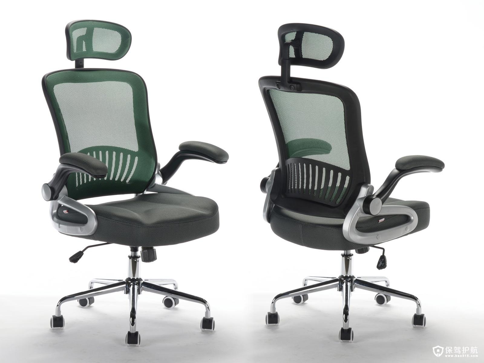 办公椅有哪些组成