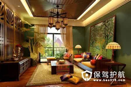 东南亚风格之泰式风格的特色