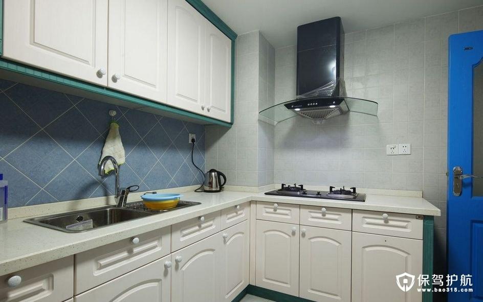 厨房挡水台如何安装