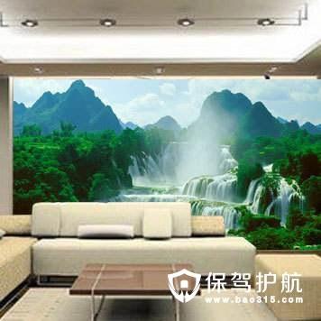 客厅壁画的风水禁忌