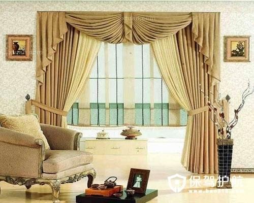 窗帘怎么安装?