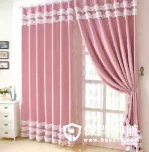 不同方位的窗户,不同材质的窗帘搭配