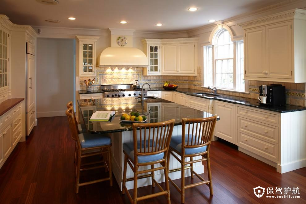 开放式厨房的设计原则是什么