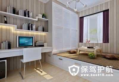 榻榻米书房怎么样 如何设计榻榻米书房