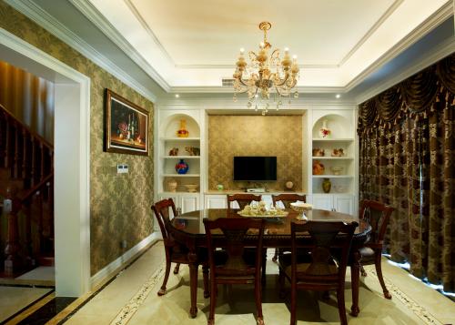 新古典主义风格 造就完美奢华别墅