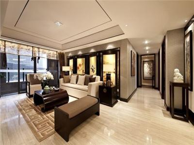 天庆国际新城147平米中式古典