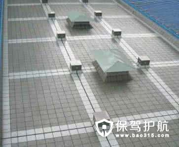 屋面工程装修预算表
