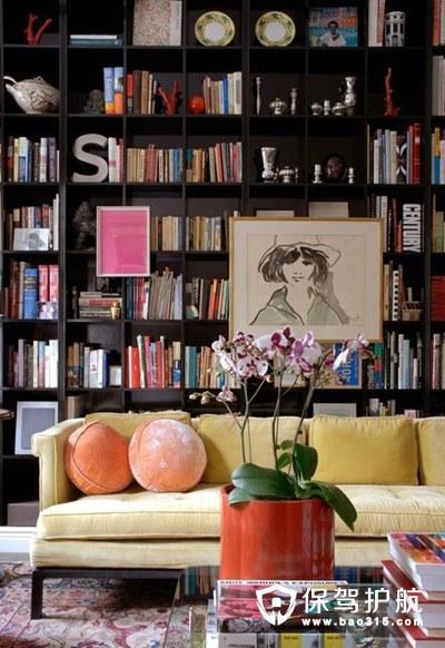 如何设计大面积书房