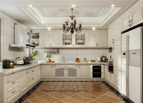 教你五招搞定厨房装修