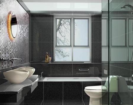 合理布置卫生间增加使用空间