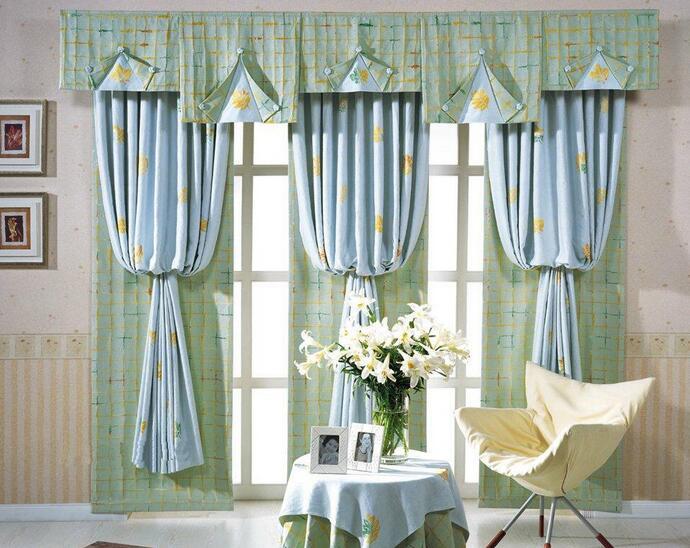 如何选购家居窗帘和窗帘保养知识