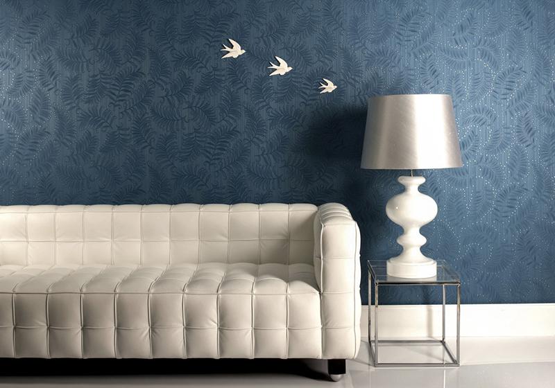 家装不同色彩墙面与配饰技巧