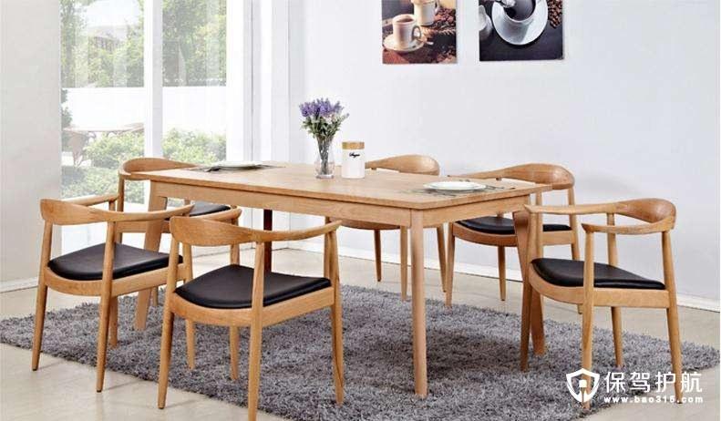 现代简约餐桌有哪些