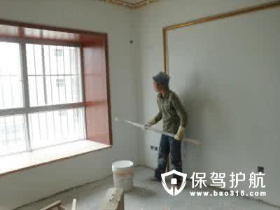 油漆工程装修费用