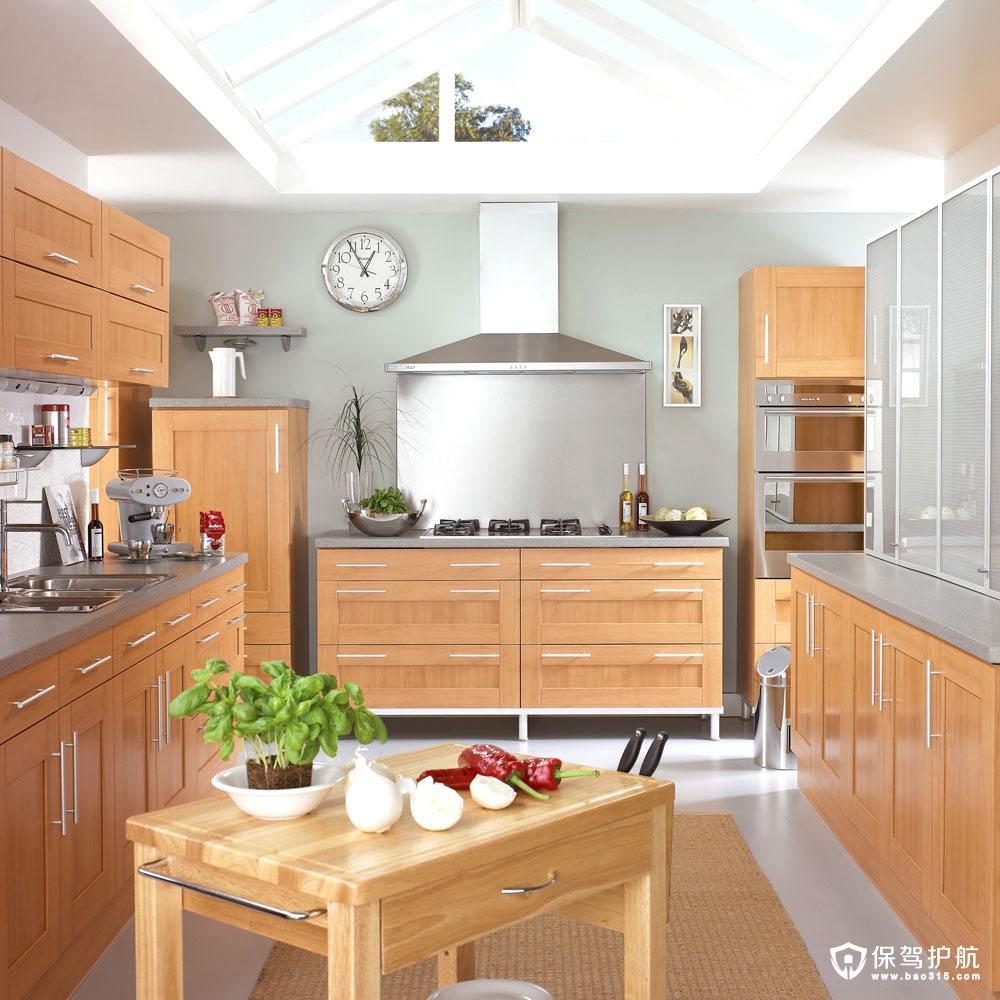 厨房设计装修概括