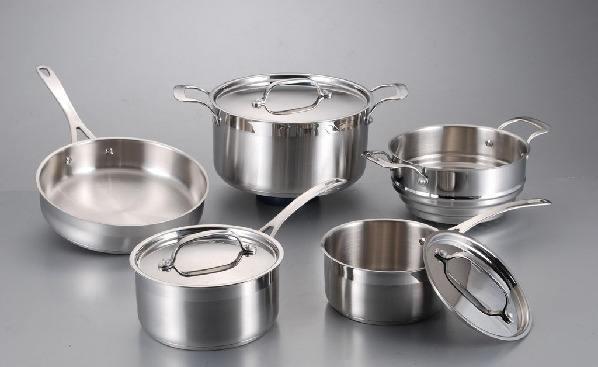 不锈钢厨房用品如何保养?
