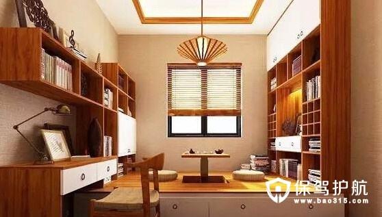 小户型书房如何装修,小户型书房装修窍门