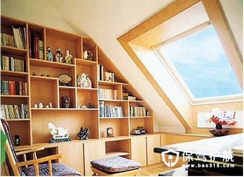 如何创造舒适书房环境