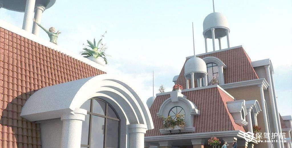 歐式建筑有哪些特點