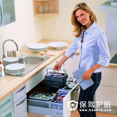 厨房有什么清理技巧,让你厨房干净卫生