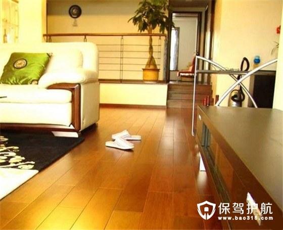 地板被泡水之后怎么处理,不同材质的地板被泡水之后如何处理