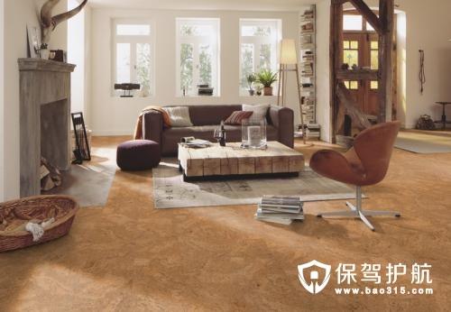 选购软木地板的注意事项