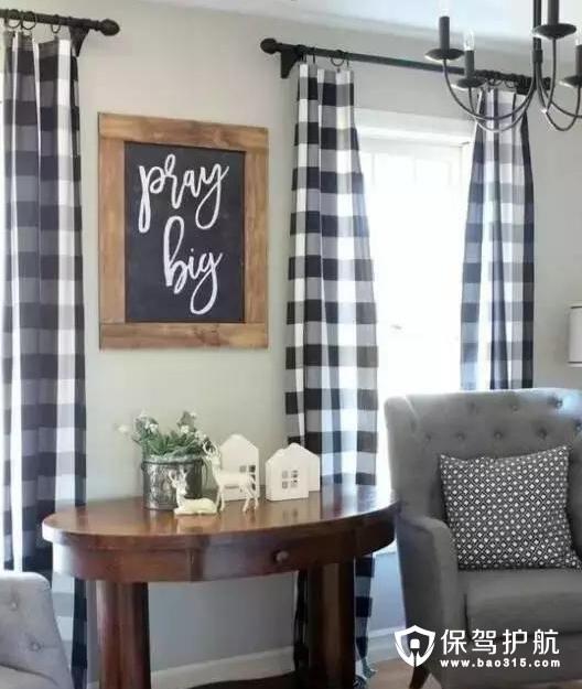 窗帘哪一种材质好 如何搭配窗帘
