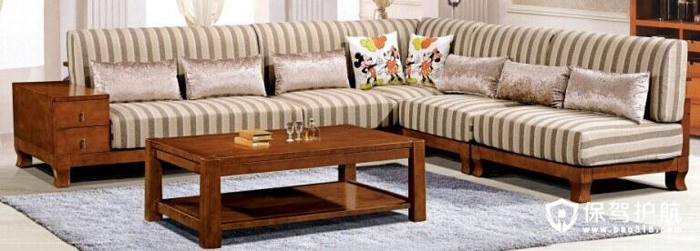 如何选购转角实木沙发,选择转角实木沙发的要点