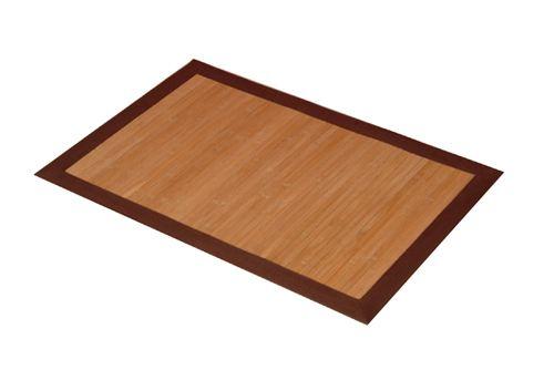 不可不知的竹地毯挑选知识